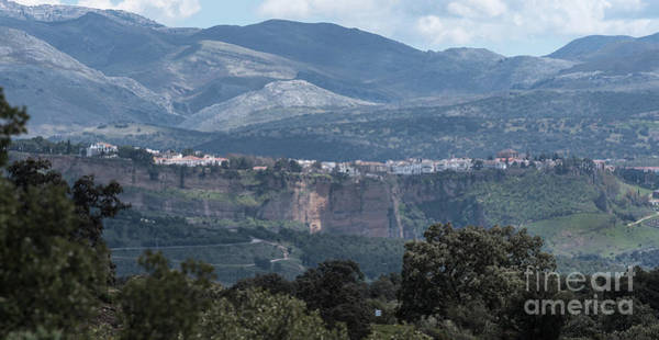 Photograph - Overlooking Ronda, Andalucia Spain by Perry Rodriguez