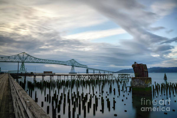 Wall Art - Photograph - Overlooking The Bridge by Paul Quinn