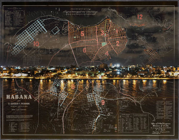 Photograph - Overnight In Havana by Sharon Popek