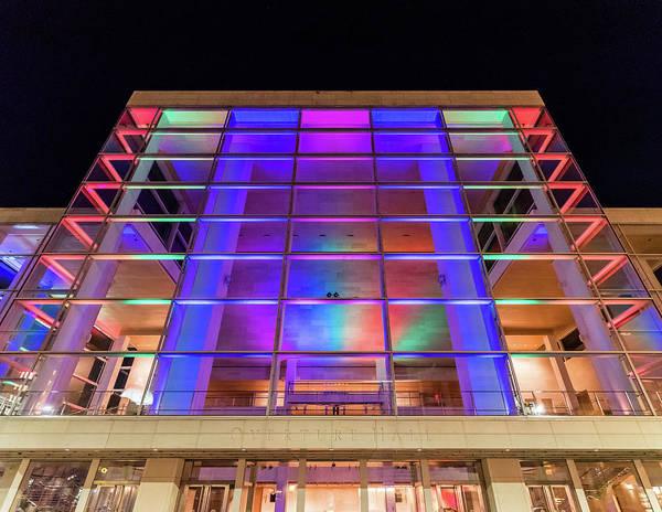 Photograph - Overture Hall by Randy Scherkenbach