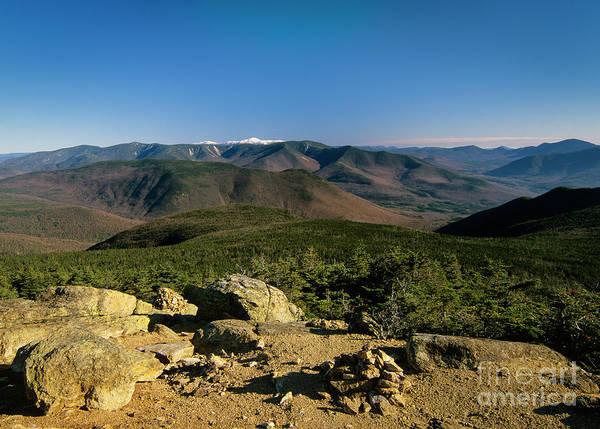 Photograph - Owls Head - Pemigewasset Wilderness New Hampshire by Erin Paul Donovan