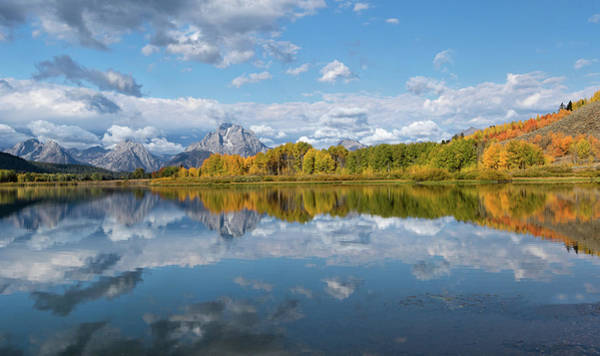 Photograph - Oxbow Bend by Ronnie and Frances Howard