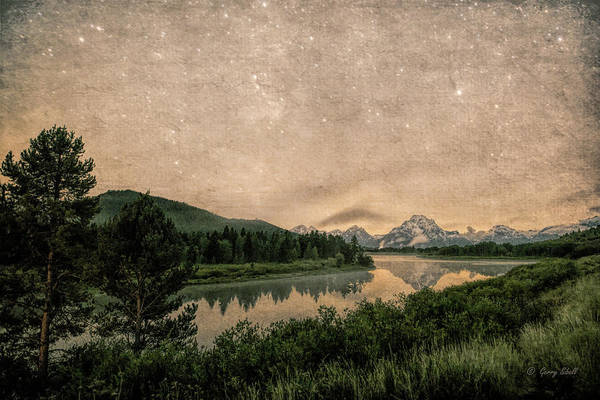 Photograph - Oxbow Bend With Filter by Gerry Sibell