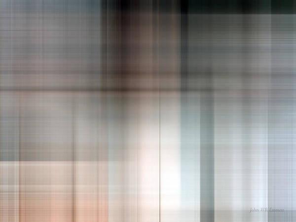 Digital Art - Oxford 2814 by John WR Emmett