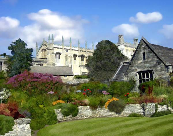 Photograph - Oxford England by Kurt Van Wagner