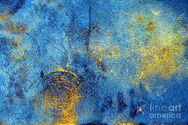 Photograph - Oxidized by Olivier Le Queinec
