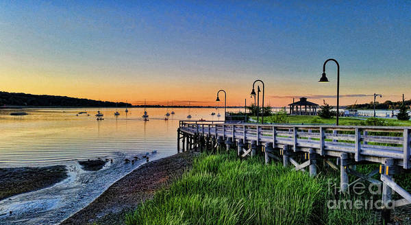 Photograph - Oyster Bay Long Island by Jeff Breiman