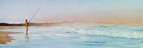 Oyster Bay Morning Art Print