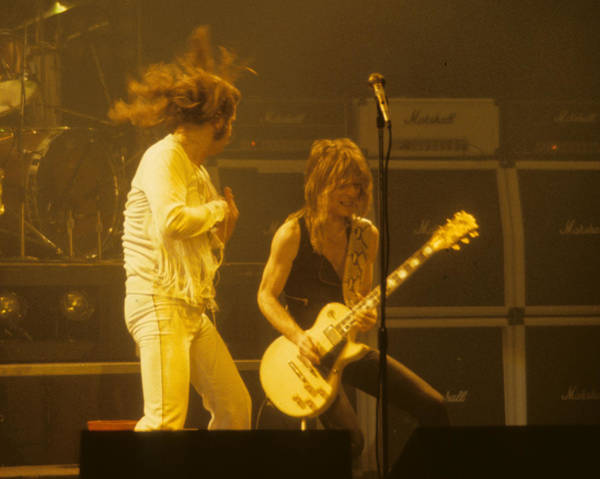 Photograph - Ozzy And Randy by Rich Fuscia