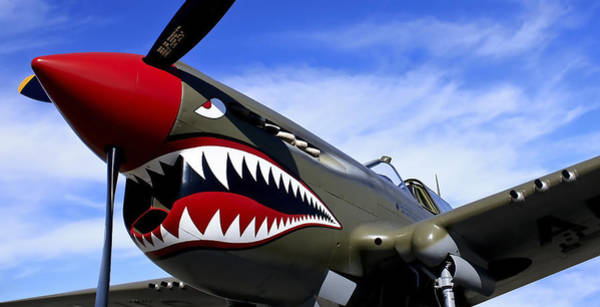 Prop Digital Art - P-51 Mustang Aircraft by Daniel Hagerman