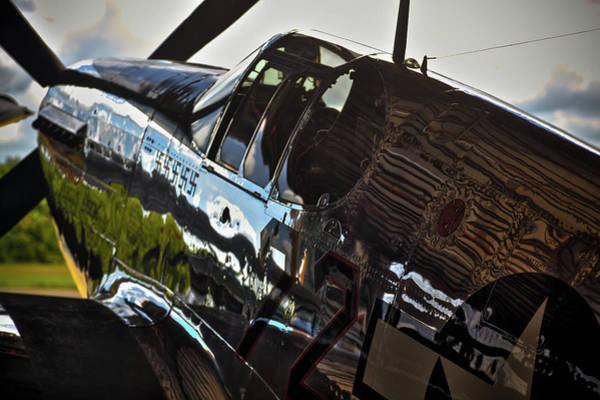 Wall Art - Photograph - P-51 Mustang by Patrick  Flynn