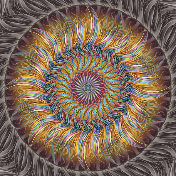 Digital Art - Acceleration by Becky Titus