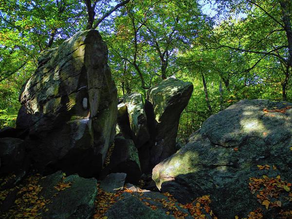 Photograph - Pa At Rocks by Raymond Salani III