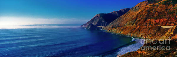 Photograph - Pacific Coast Highway United States by Tom Jelen