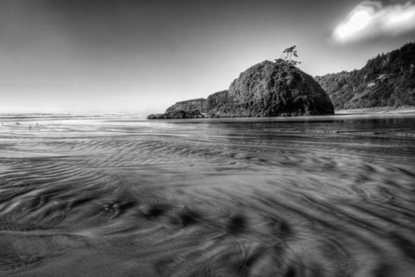Wall Art - Photograph - Pacific Coast Tide by Drew Castelhano