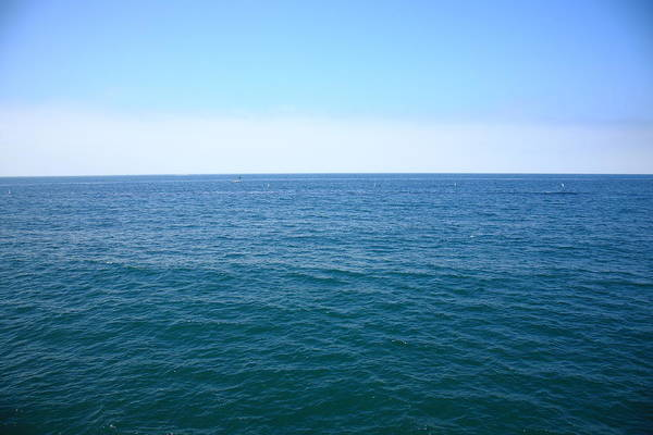 Photograph - Pacific Ocean by Frank Romeo