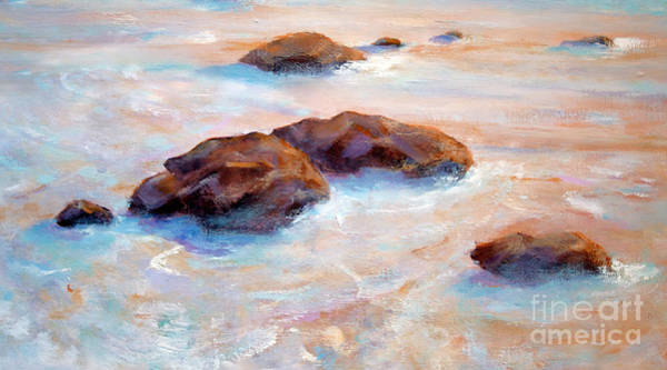 Painting - Pacific Ocean by Michael Rock