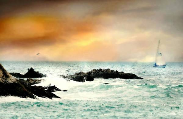 Wall Art - Photograph - Pacific Pass by Diana Angstadt