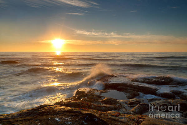 Photograph - Pacific Sun by Beve Brown-Clark Photography