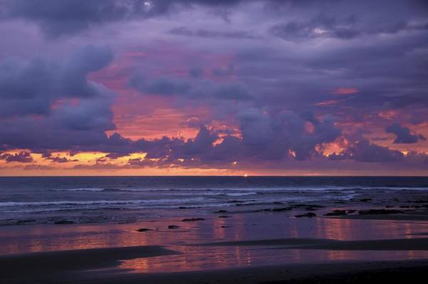 Photograph - Pacific Sunset Costa Rica by NaturesPix