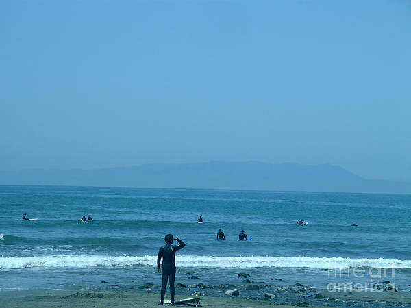 Photograph - Pacifica Beach by Cynthia Marcopulos