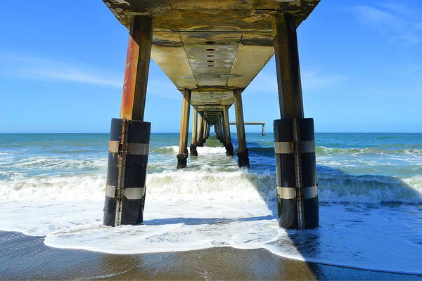 Photograph - Pacifica Pier by Glenn McCarthy Art and Photography