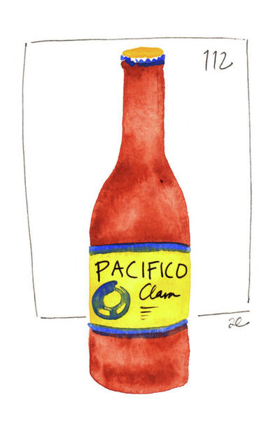 Painting - Pacifico  by Anna Elkins