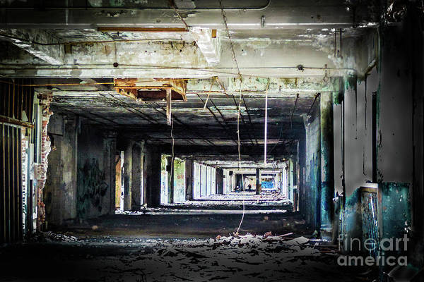 Photograph - Packard Plant by Randy J Heath