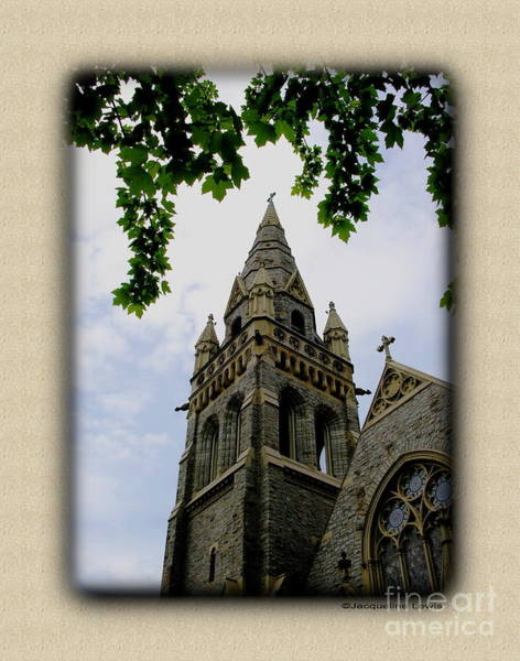 Lehigh University Wall Art - Photograph - Packer Memorial Church by Jacqueline M Lewis