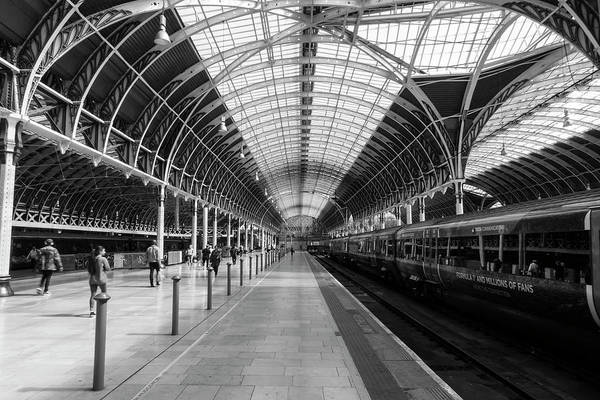 Photograph - Paddington Station by Joe Paul