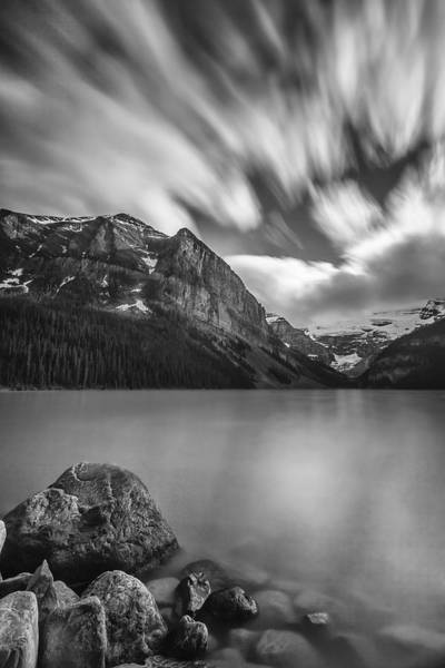 Art In Canada Photograph - Paddle Across The Sky by Jon Glaser