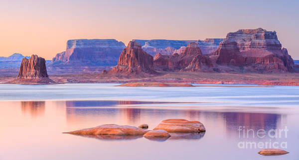 Meijer Wall Art - Photograph - Padre Bay From Cookie Jar Butte by Henk Meijer Photography