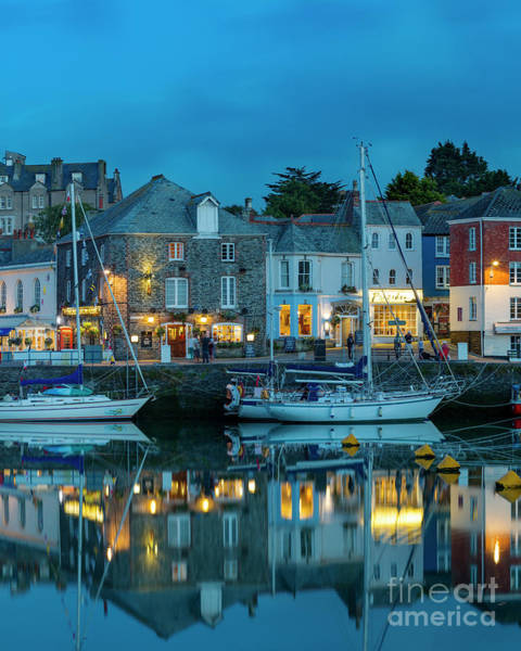 Photograph - Padstow Twilight II by Brian Jannsen