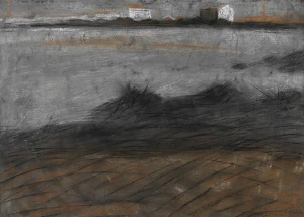 Boccioni Wall Art - Painting - Paesaggio by Umberto Boccioni