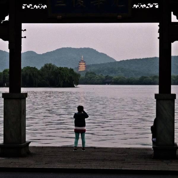 Photograph - Pagoda At Dusk by George Taylor