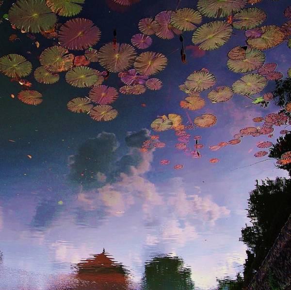 Photograph - Pagoda Dreams by HweeYen Ong