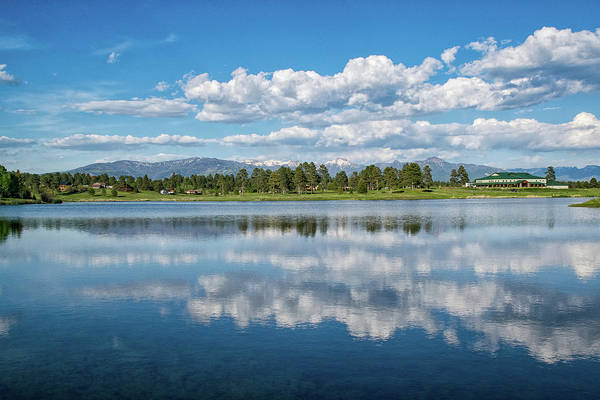 Photograph - Pagosa Summer Reflections by Jason Coward