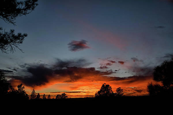 Photograph - Pagosa Sunset 11-30-2014 by Jason Coward