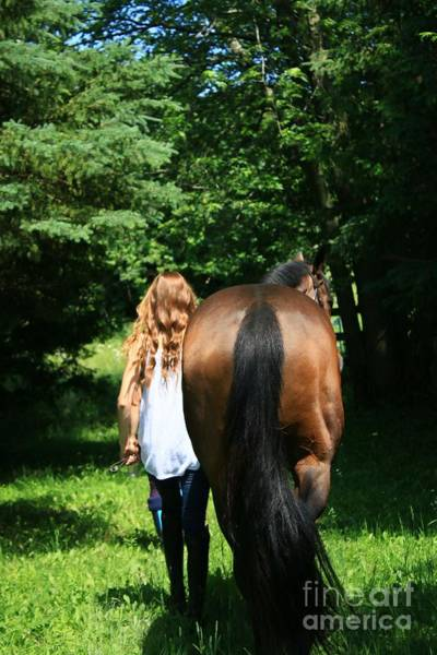 Photograph - Paige-lacey38 by Life With Horses