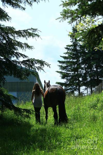 Photograph - Paige-lacey49 by Life With Horses