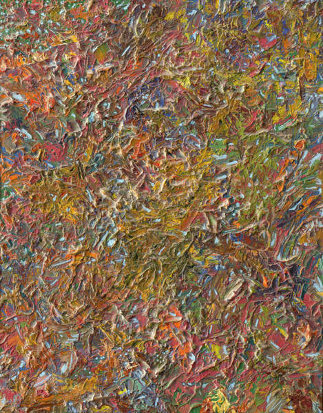 Painting - Paint Number 12 by James W Johnson