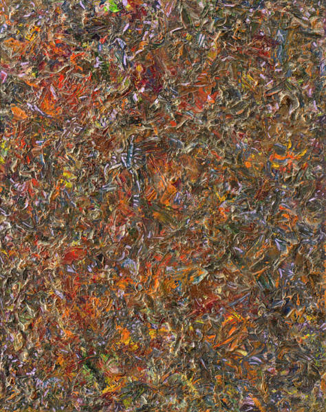 Painting - Paint Number 13 by James W Johnson
