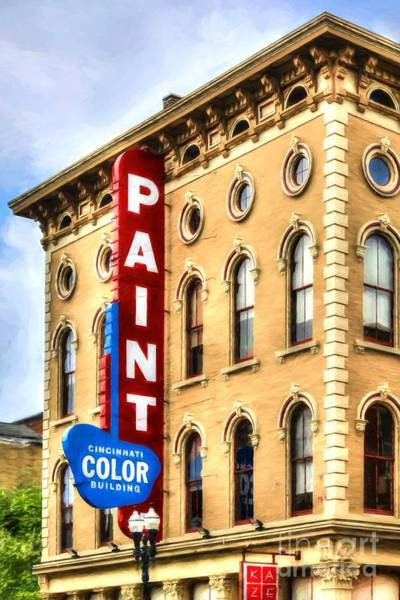 Photograph - Paint The Town by Mel Steinhauer