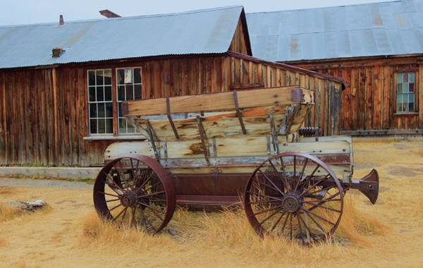 Photograph - Paint Your Wagon by Sean Sarsfield