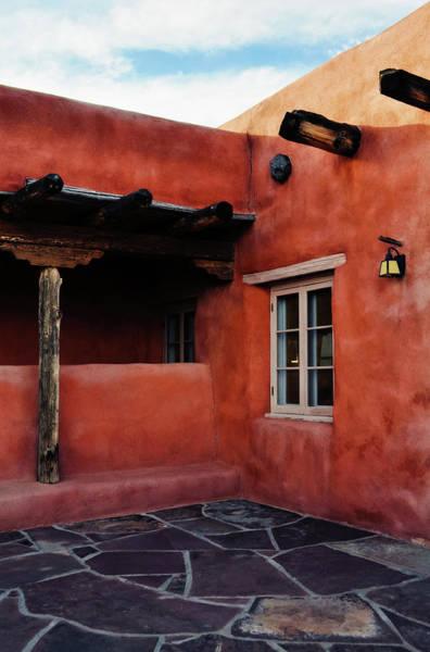 Photograph - Painted Desert Inn Portrait by Kyle Hanson