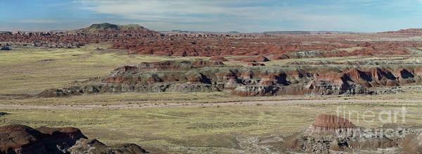 Wall Art - Photograph - Painted Desert by Rick Mann