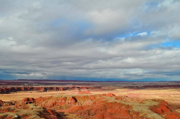 Photograph - Painted Desert Skies by Kyle Hanson