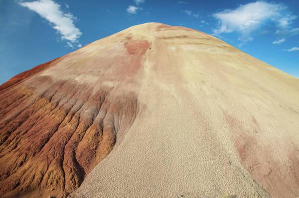 Oregon Ridge Photograph - Painted Mound by Greg Nyquist