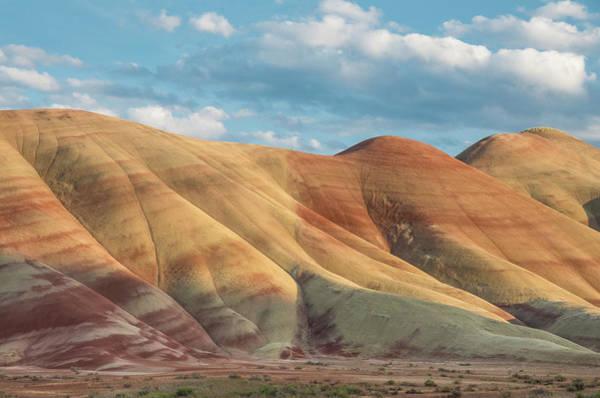 Oregon Ridge Photograph - Painted Ridge And Sky by Greg Nyquist