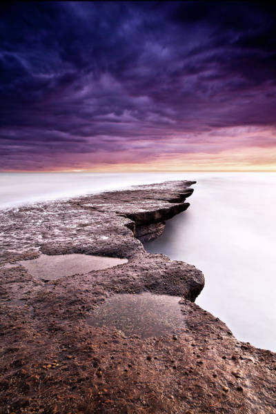 Wall Art - Photograph - Painted Sunset by Jorge Maia